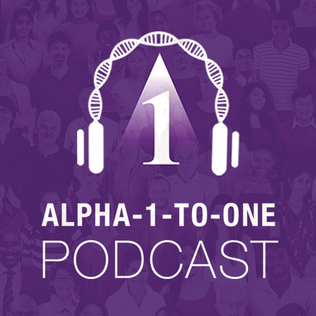 Alpha-1-To-One Podcast