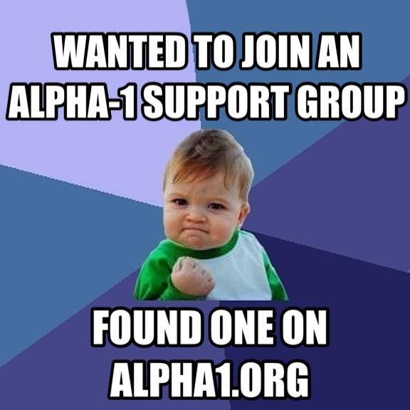 Alpha-1 Fast Fact