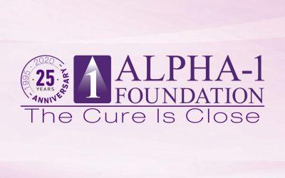 The Alpha-1 Foundation celebrates its 25th anniversary