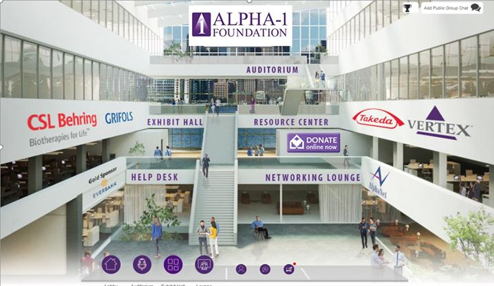 Be Part of the First Ever Virtual Alpha-1 National Conference…. Here's Why