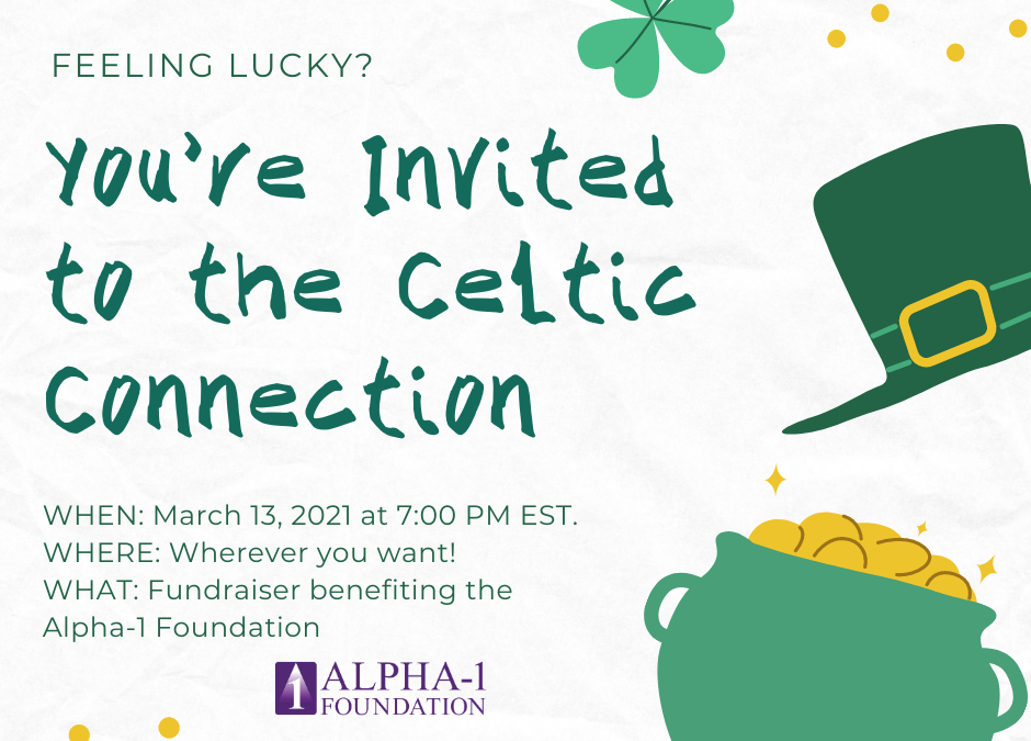 Join us for the 2021 Celtic Connection from home!