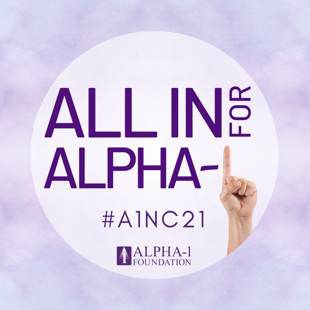 The Alpha-1 Foundation Launches the 2021 Virtual Alpha-1 National Conference