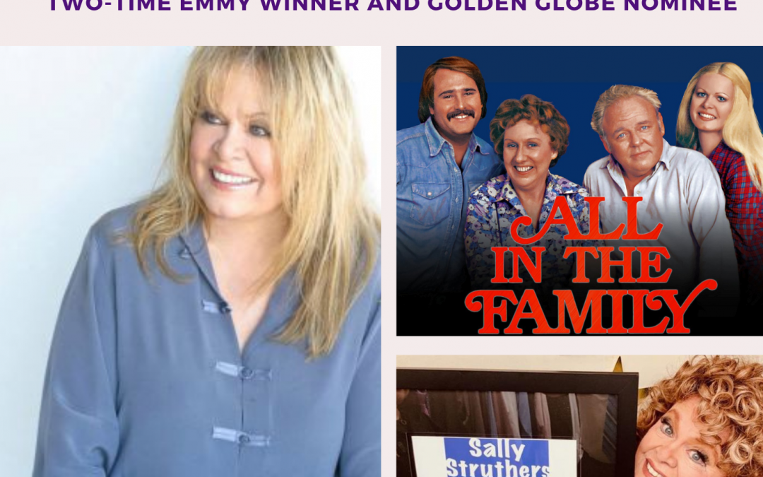 """Sally Struthers, Two-Time Emmy Award Winner and Golden Globe Winner, To Be The Guest Speaker At The """"All in For Alpha-1 Celebration"""" Fundraiser"""